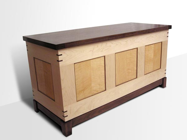 how to build a toy chest step by step